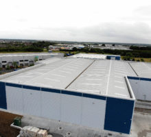 tructural Steel & Cladding Contract Sundrelle Limited