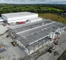 Breffni Air Ltd - steel by Brady Engineering
