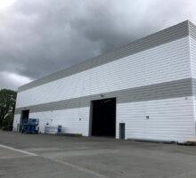 Breffni Air Ltd - steel by Brady Engineering