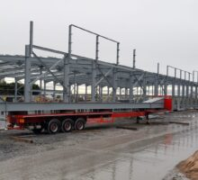 Shannon Commercial Properties - steelwork by Brady Engineering