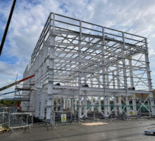 structural steel by sean brady construction